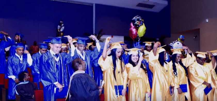 Charter Students Are on a Fast Track to Graduation