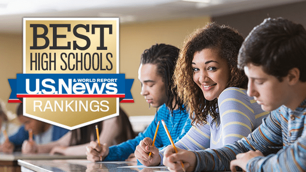 Florida Charter High Schools Rank Among the Top Schools in America