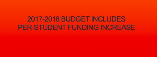 House, Senate approve a 2017-2018 budget