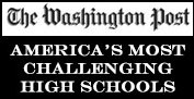 Several Charter Schools listed among America's Most Challenging High Schools