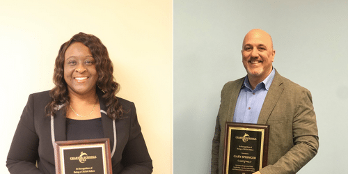 Denise Thompson, Gary Springer Honored as Principal Fellows at Charter Schools USA