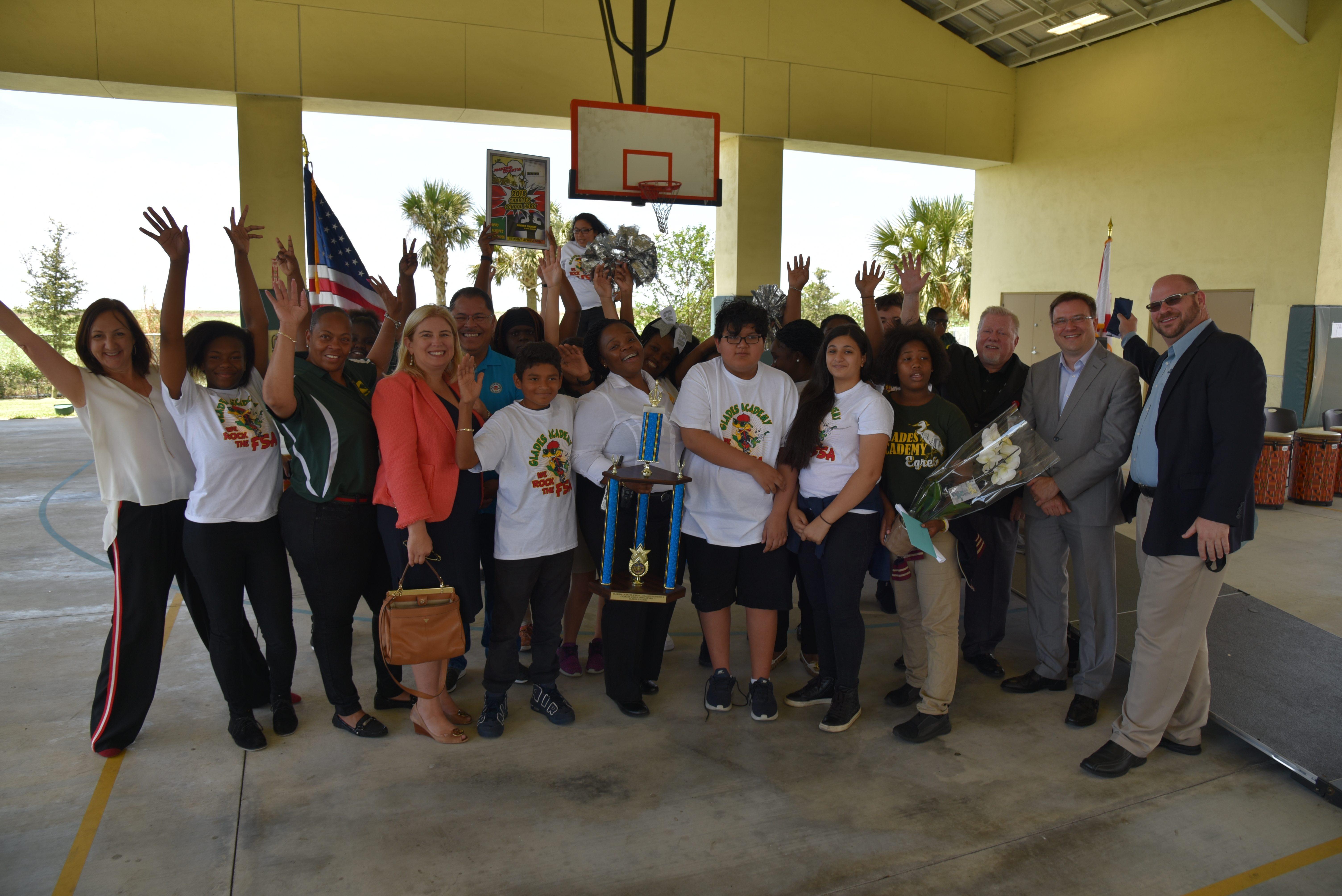 Charter Schools Week Celebrations recognize great schools, teachers, and principals