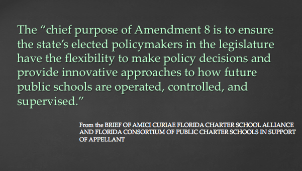 Charter School Movement Stands with State in Support of Amendment 8