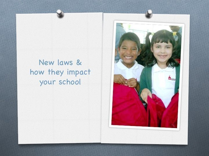 How new education laws impact your school – HB7069 and more