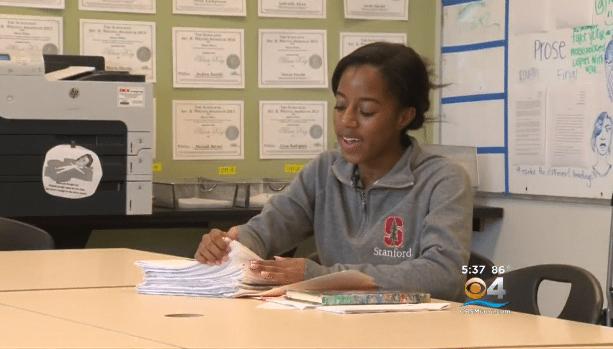 Miami Arts Charter student earns prestigious award