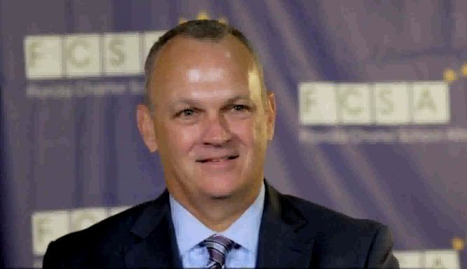 Speaker of the House, Richard Corcoran