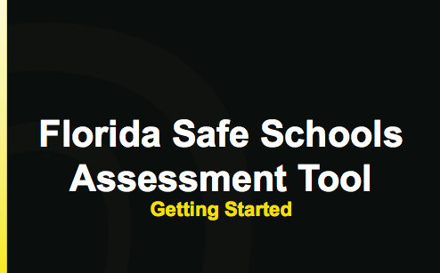 Florida Safe Schools Webinars from FDOE