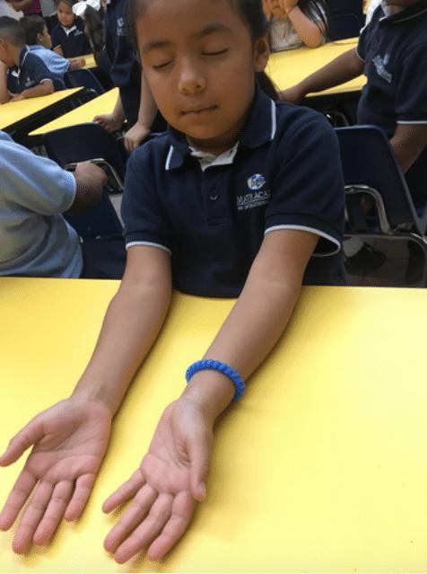 Mindfulness program helps inner city school raise student achievement, lower teacher stress