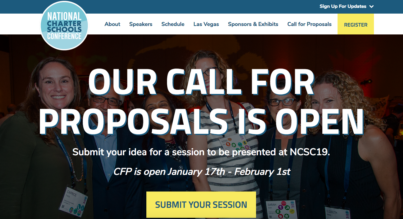 NCSC19 Call for Proposals is Now Open!