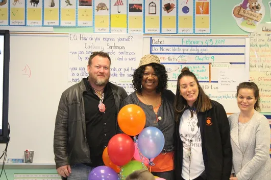 Cynthia Barrington named Jefferson County District 2019 Teacher of the Year