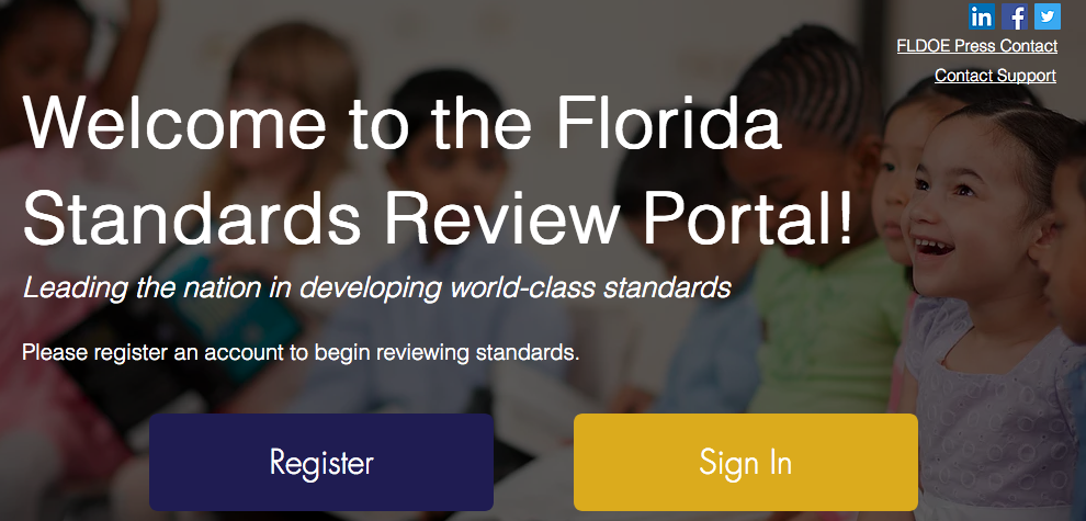 FLDOE Needs Your Help to Review Florida Standards